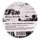 DIRTY DEEDS - TIME MACHINE - FIX - VINYL RECORD - MR220161