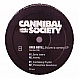 GREG NOTILL - FUTURE IS COMING EP - CANNIBAL SOCIETY - VINYL RECORD - MR220409