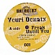 YOURI DONATZ - FREAK UNTILL YOU - SNEAKERZ MUSIK - VINYL RECORD - MR220955