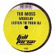 TEO MOSS - MODELAY - FULL FORCE SESSION - VINYL RECORD - MR221632