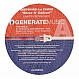 DEEPSWING FEAT. XAVIOR - SHOUT N DELIVER - GENERATE MUSIC - VINYL RECORD - MR221669
