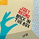 JOEY NEGRO - BACK IN THE BOX (PART TWO) - BACK IN THE BOX - VINYL RECORD - MR223745
