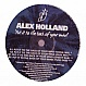 ALEX HOLLAND - PUT IT TO THE BACK OF YOUR MIND - ATLANTIC JAXX - VINYL RECORD - MR224759