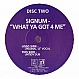 SIGNUM - WHAT YA GOT 4 ME (DISC TWO) - TIDY TRAX - VINYL RECORD - MR22691