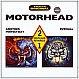 MOTORHEAD - ANOTHER PERFECT DAY / OVERKILL - CASTLE COMMS - VINYL RECORD - MR226926