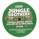 JUNGLE BROTHERS - BLACK IS BLACK / STRAIGHT OUT THE JUNGLE - GEE STREET - VINYL RECORD - MR228021