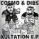 COSMO & DIBS - XULTATION EP - MOVING SHADOW - VINYL RECORD - MR22854