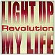 REVOLUTION - LIGHT UP MY LIFE - KRONOLOGIK - VINYL RECORD - MR228737