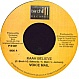VOICE MAIL - KAAH BELIEVE - BIRCHILL RECORDS - VINYL RECORD - MR229680