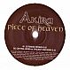 AKIRA - PIECE OF HEAVEN - BLANCO Y NEGRO - VINYL RECORD - MR230457
