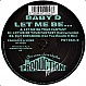 BABY D - LET ME BE YOUR FANTASY - PRODUCTION HOUSE - VINYL RECORD - MR23061