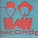 BLACK MASSES - WONDERFUL PERSON (MAW REMIXES) - MAW - VINYL RECORD - MR23072