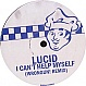LUCID - I CAN'T HELP MYSELF (REMIX) - WRONG UN - VINYL RECORD - MR230919