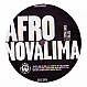 AFRO NOVALIMA - AFRO (ALBUM SAMPLER) - MR BONGO - VINYL RECORD - MR231990