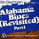 ST GERMAIN - ALABAMA BLUES (REVISITED PART I) - F COMMUNICATIONS - VINYL RECORD - MR23247