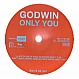 GODWIN - ONLY YOU - BLANCO Y NEGRO - VINYL RECORD - MR233102