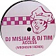 DJ MISJAH & DJ TIM - ACCESS (REMIX) - WRONG UN - VINYL RECORD - MR236174