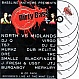 BASSLINE ANTHEMS PRESENTS - DIRTY BASS (NORTH VS MIDLANDS) - BASSLINE ANTHEMS - CD - MR238521