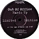 OUT OF OFFICE - HANDS UP (REMIXES) - FRENETIC  - VINYL RECORD - MR239165