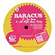 BARACUS - JUS BEATS / ALL NIGHT HOUSE PARTY - CLUBSOLE - VINYL RECORD - MR239191