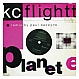 KC FLIGHTT - PLANET E (REMIX) / LET'S GET JAZZY (DOPE MIX) - RCA - VINYL RECORD - MR24005