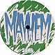 MAYHEM - SPLIT SECOND - SUBWAY - VINYL RECORD - MR240703