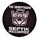 EJ - THE FEELING HIGH EP - SEPTIK RECORDZ 1 - VINYL RECORD - MR242657