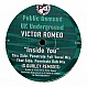 VICTOR ROMEO - INSIDE YOU - PUBLIC DEMAND - VINYL RECORD - MR24281