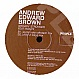 ANDREW EDWARD BROWN - GROWIN STRONGER - PEOPLE - VINYL RECORD - MR246765