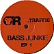 VINYLGROOVER - BASS JUNKIE (EP 1) - RIOT - VINYL RECORD - MR250174
