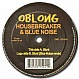 HOUSEBREAKER & BLUE NOISE - BLUNT - OBLONG - VINYL RECORD - MR25540
