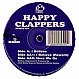 HAPPY CLAPPERS - I BELIEVE / HERE WE GO - SHINDIG - VINYL RECORD - MR25786