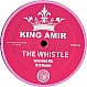 KING AMIR - THE WHISTLE - TIGER - VINYL RECORD - MR258746