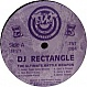 DJ RECTANGLE - ULTIMATE BATTLE WEAPON 4 - TWIST-N-TANGLE - VINYL RECORD - MR25931