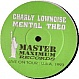 CHARLY LOWNOISE & MENTAL THEO - BLAST EP - MASTER MAXIMUM RECORDS - VINYL RECORD - MR259979