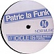 PATRIC LE FUNK - ICICLE - NOIR MUSIC - VINYL RECORD - MR260449