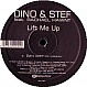 DINO & STEF - LIFT ME UP - ABSOLUTELY - VINYL RECORD - MR264880