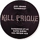 ALEX HENDER - DANGEROUS - KILL BRIQUE - VINYL RECORD - MR265020