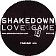 SHAKEDOWN - LOVE GAME - PANARAMA 9 - VINYL RECORD - MR265147