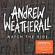ANDREW WEATHERALL - WATCH THE RIDE - HARMLESS - CD - MR267008