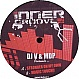 DJ V & MDP - STRONGER ON MY OWN / MAGIC TOUCH - INNER GROOVE - VINYL RECORD - MR267753