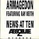 ARMAGEDDON FEAT.RAY KEITH - NEWS AT TEN - ABSOLUTE 2 - VINYL RECORD - MR26888