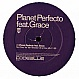 PLANET PERFECTO FT GRACE - NOT OVER YET (1999 REMIX) - CODE BLUE - VINYL RECORD - MR26947