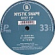 MYSTIC SHAPE - FIRST EP - PRIMATE - VINYL RECORD - MR27007