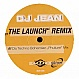 DJ JEAN - THE LAUNCH (REMIXES) - URBAN DJ - VINYL RECORD - MR27342