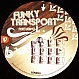 FUNKY TRANSPORT - NEVER FORGET - LOWDOWN MUSIC - VINYL RECORD - MR273493