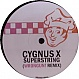 CYGNUS X - SUPERSTRING (2008 REMIX) - WRONG UN - VINYL RECORD - MR274407