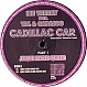 IKE THERRY PRES TDL & CAPASSO - CADILLAC CAR (PART 1) - PURPLE MUSIC - VINYL RECORD - MR277715