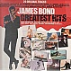 ORIGINAL SOUNDTRACK - JAMES BOND GREATEST HITS - EMI - VINYL RECORD - MR278170
