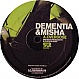 DEMENTIA & MISHA - OVERDOSE - SHADOW LAW - VINYL RECORD - MR279069